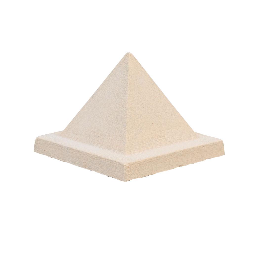 Remate Pilastra Pirámide